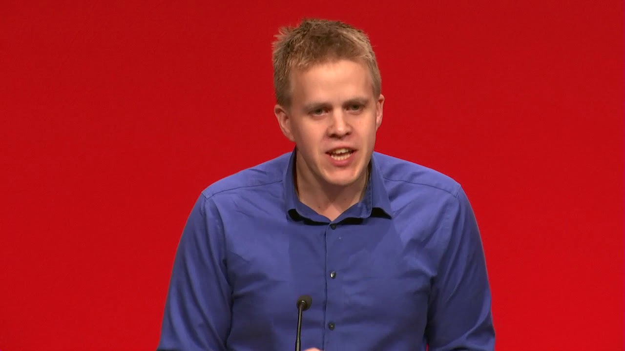 Daniel Prehns tale ved Socialdemokratiets kongres 2017
