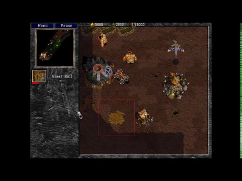 Warcraft II: Beyond the Dark Portal. Humans 6