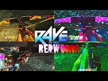 ULTIMATE UPGRADED BOWS EASTER EGG GUIDE! - RAVE IN THE REDWOODS EASTER EGG BOW UPGRADE! (IW Zombies)