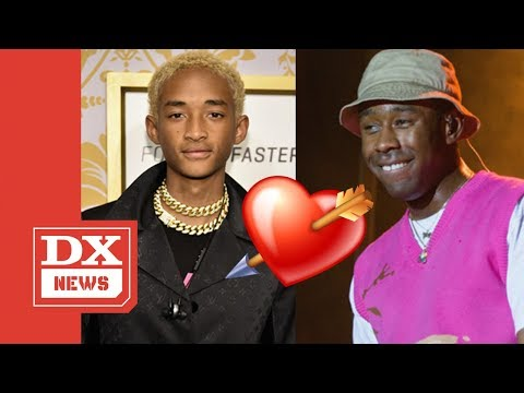 Jaden Smith Insists He Is Not Joking About Dating Tyler The Creator
