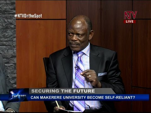On The Spot: Can Makerere university become self-reliant?