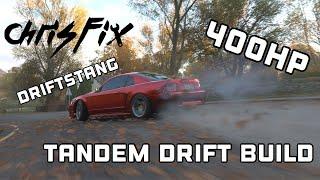 Forza horizon 4 400hp Chrisfix Driftstang build