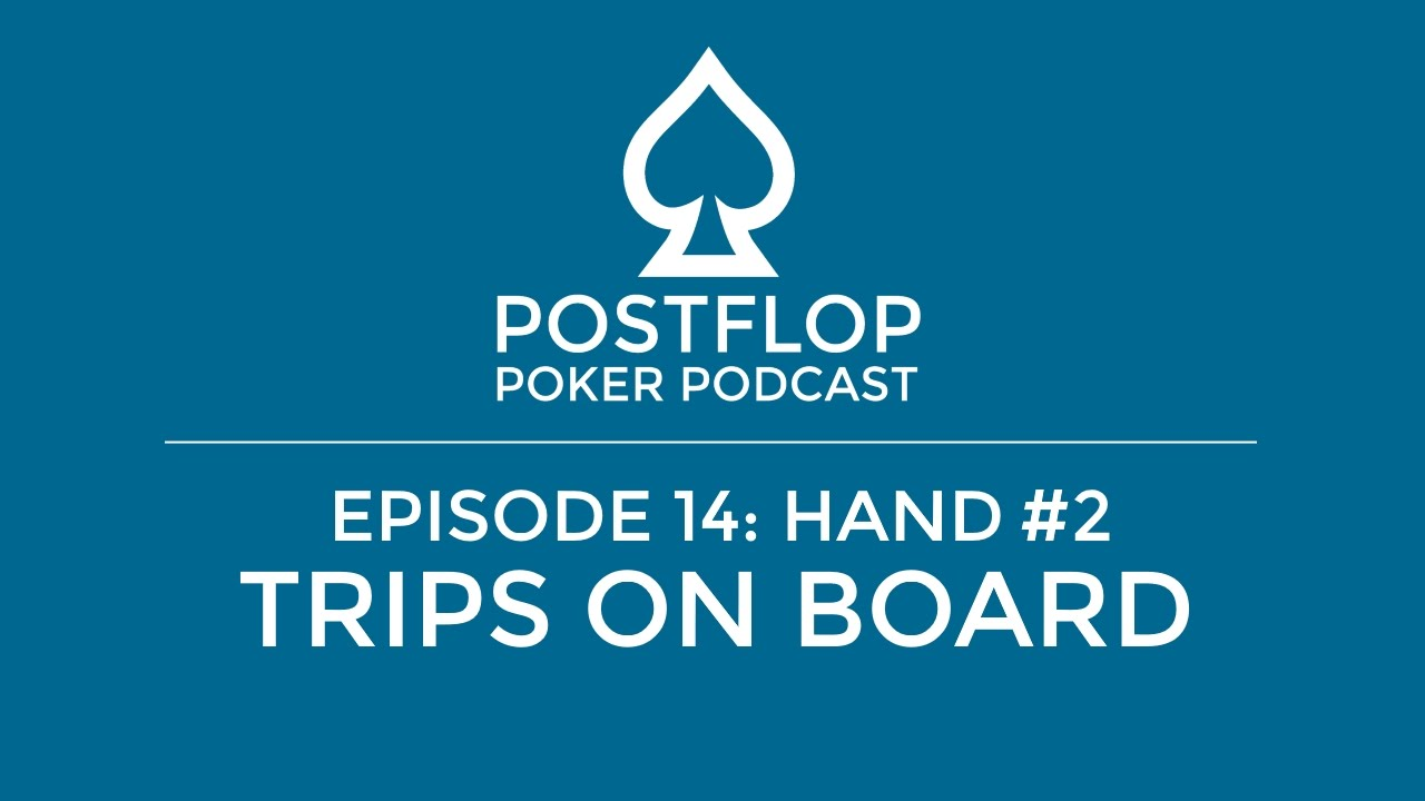 Postflop poker podcast dragon slots casino