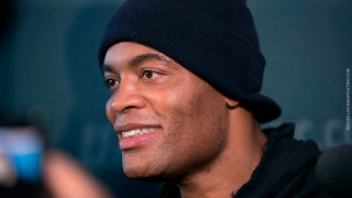 UFC 208: Anderson Silva Talks McGregor-Mayweather, Interest in MMA Unions, Relationship with UFC