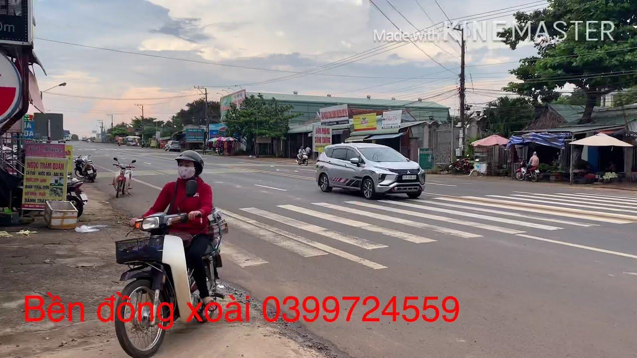 Bán nhà đất gần ql14 dân cư cách trung tâm thành phố đồng xoài 2km lh0399724559