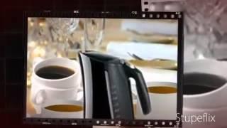 WK300 Kettle Siyah Braun