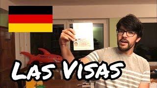 Las Visas - Manuel en Alemania