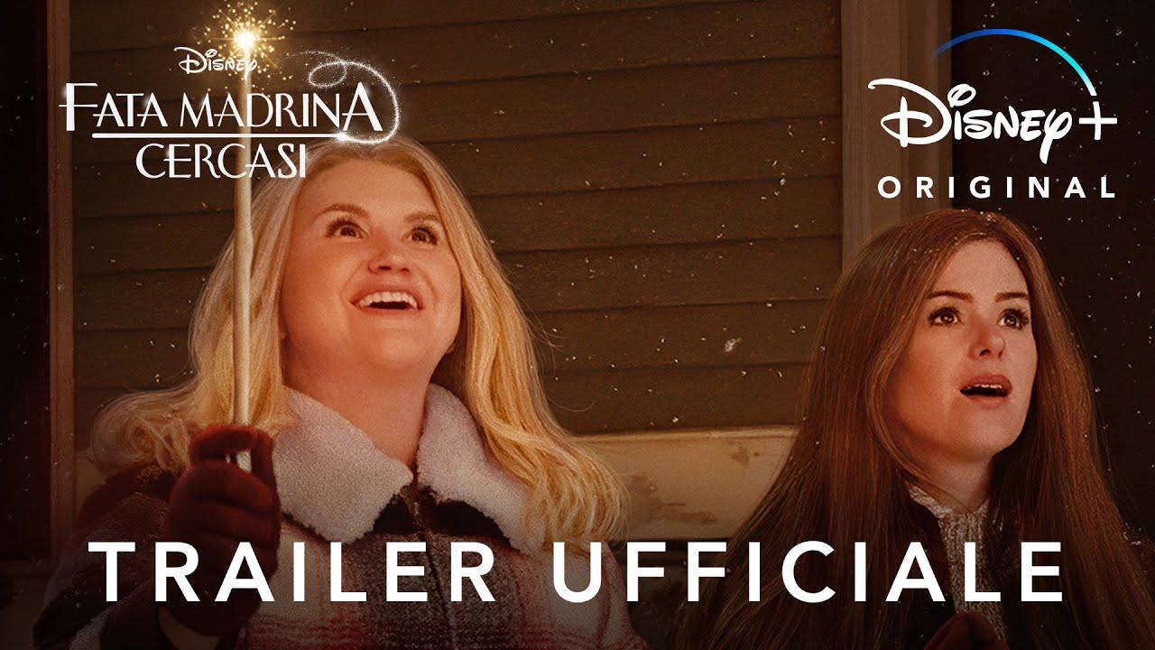 Disney+   Fata Madrina Cercasi - In Streaming dal 4 Dicembre