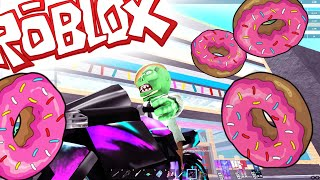 ROBLOX TYCOON - DONUTS FACTORY COMPLETED!!! - Spanish Gameplay