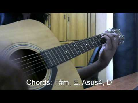 Linkin Park (feat. Kiiara) - Heavy (guitar cover/tutorial)