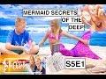 Mermaid Secrets of The Deep ~ S5E1 ~ THE CODE ~ magical mermaid videos | Theekholms