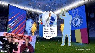 FIFA 18: Die JAGD nach TOTGS RONALDO 🔥😱  PACK OPENING + GEWINNSPIELE !!