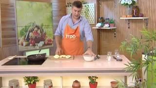 Рецепт: печеные яблоки