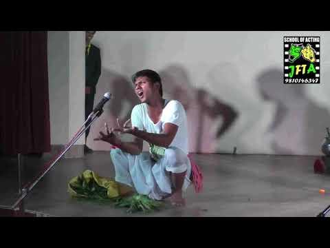 HINDI PLAY - KAAN BAAN SHAAN BY JFTA, RANCHI JHARKHAND