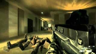 Code of Honor 3: Gameplay 1 - EVGA GeForce GTS 450