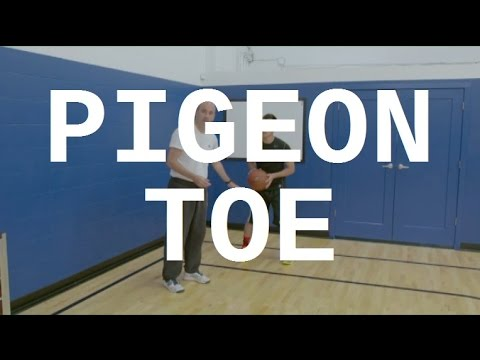 Correct a Shooter's Pigeon-Toed Foot! - Basketball 2016 #67