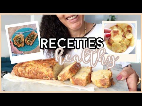 3-recettes-dÉlicieuses,-simples,-rapides-&-Économiques-!!!
