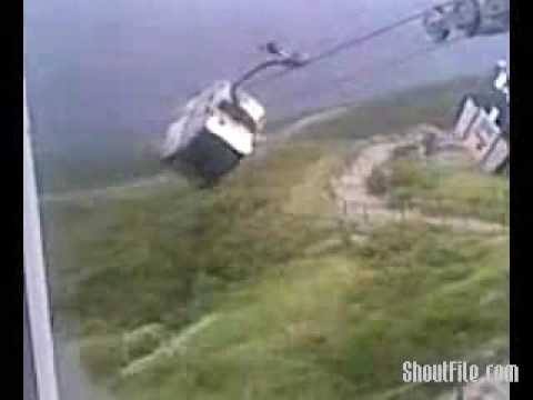 CABLE CAR RIDE FROM HELL