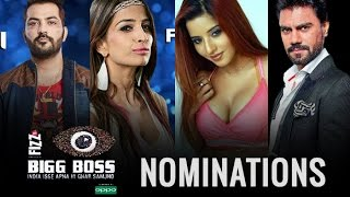 Checkout Salman Khan's BIGG BOSS 10 First Nomination| TV Prime Time