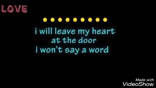 Download lagu All I Ask Karaoke Karokoe MP3
