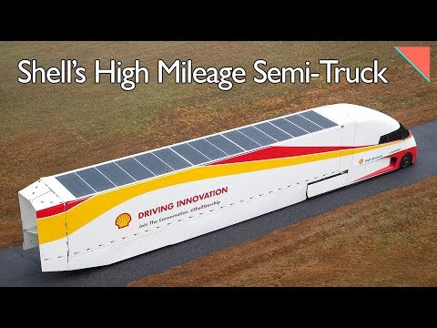 "Shell's Aero Semi, Ford's ""Weather Factory"" - Autoline Daily 2357"