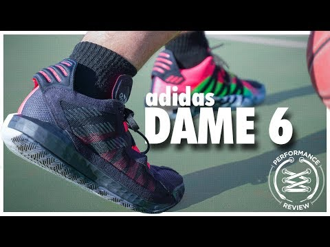 adidas Dame 6 Performance Review