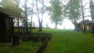 видео Хорошая база отдыха на Селиге