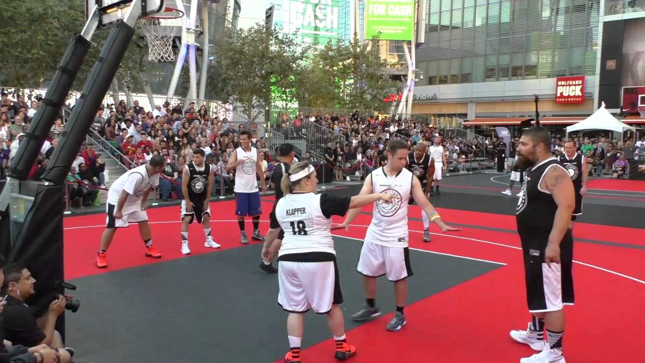 ESPNLA 710 All-Star Celebrity Game - Business Mixers and ...