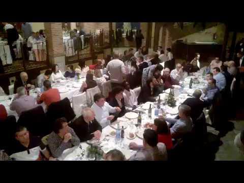 Gala de la hostelería de la comarca de Sarria