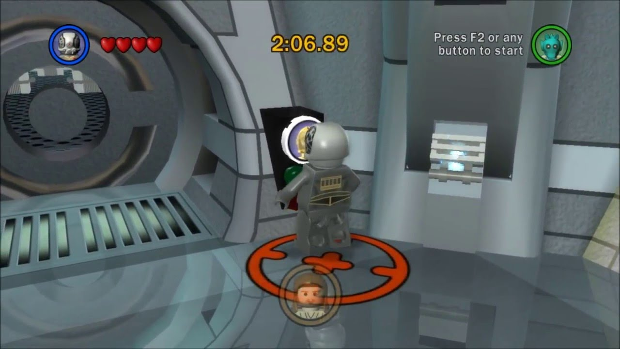 Lego Star Wars Tcs Bounty Hunter Missions 1 20 Youtube