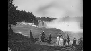 Vintage Photos of Niagara Falls From the 1850's