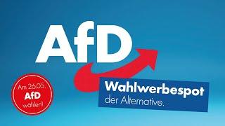 Der AfD-Wahlwerbespot zur Europawahl 2019!