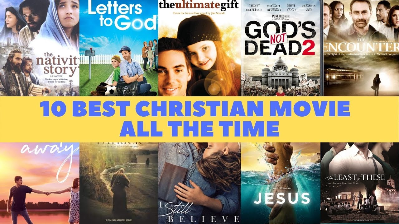 Download 10 Best Christian Movie All the Time