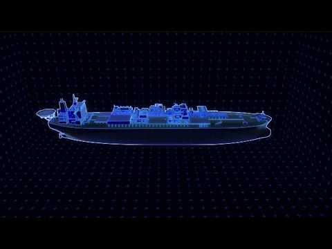 A 3D representation - OCTP Project | Eni Video Channel