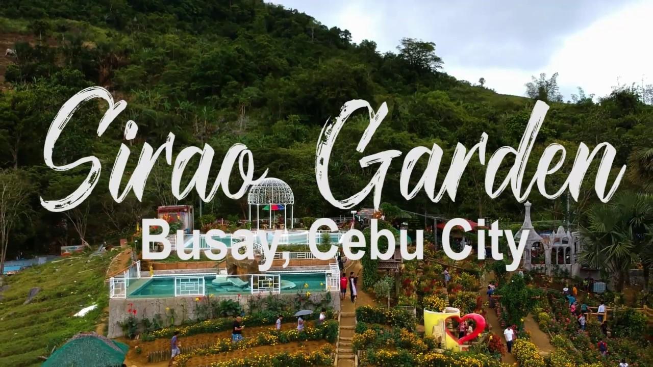 Sirao And Terrazas De Flores Botanical Gardens Vlog 3