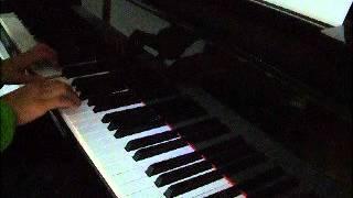ピアノの練習を始めました。 トンプソン現代ピアノ教本1 「キャンディ...