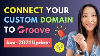 Connect CUSTOM DOMAIN \u0026 PUBLISH To GROOVE.CM, GroovePages, GrooveMember \u0026 GrooveBlog (16 JUN 2021)