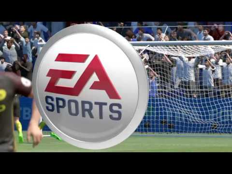 FIFA 17 COOP Real Madrid 5:0 Manchester City Half Time