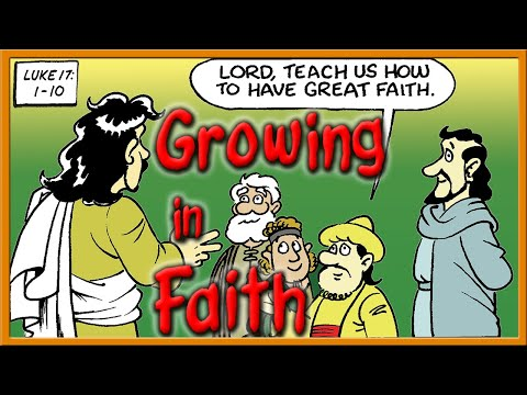 Growing in Faith (The Liberator Ch #18)