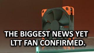 Noctua Booth & Exclusive LTT Edition Fan Computex 2015
