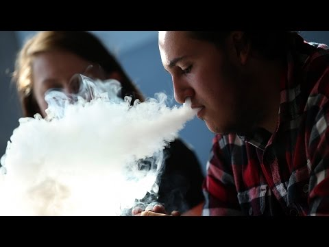 The CDC Says Ads Are Encouraging Teens To Smoke E-Cigarettes