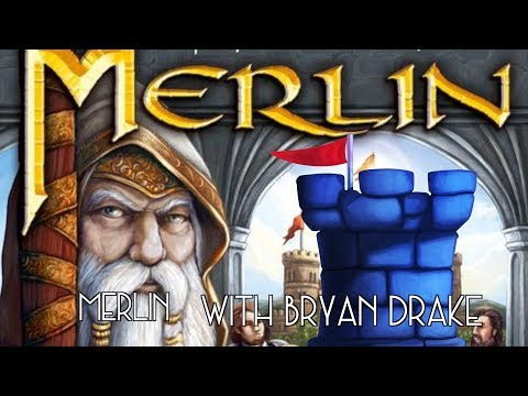 Merlin: Knights Of The Round Table by Queen Games — Kickstarter
