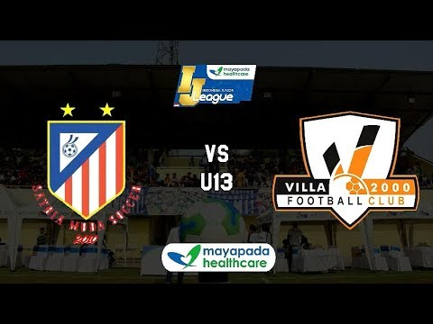Satria Muda FA vs Villa 2000 [Indonesia Junior League 2019] [U13] 10-2-2019