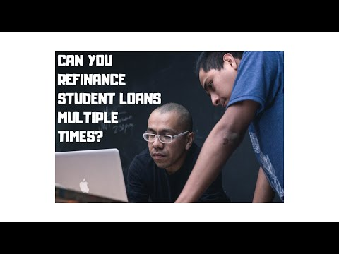 Can You Refinance Student Loans More than Once?