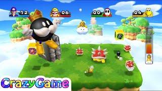 Mario Party 9 Boss Rush Boss Battles #42 (Master Difficult)