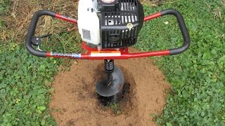 Southland 43cc Earth Auger Model # SEA438 Post Hole Digger