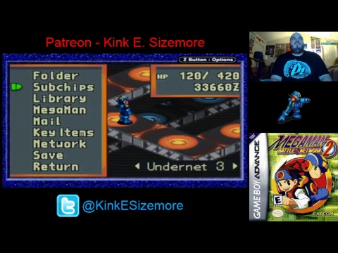 Mega Man Battle Network 2 Pt. 6 (TMF Stream #33)