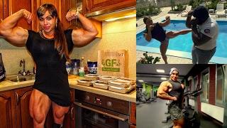 Natalia Trukhina(The Terminator)-NEW 2017/Female Bodybuilding
