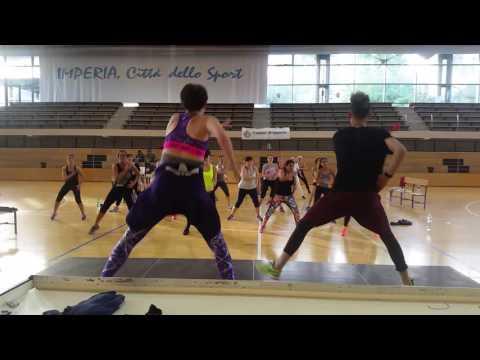 Bun Up The Dance - MasterClass Zumba Fitness
