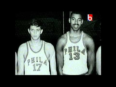 Wilt Chamberlain 100 Point Game